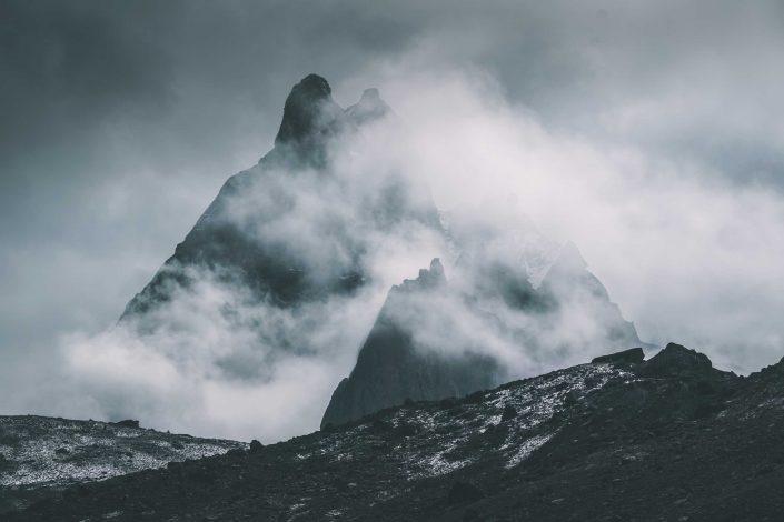 Fann Mountains I Tajikistan